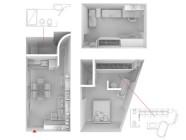 Reforma de vivienda en Roma - Vivienda unifamiliar