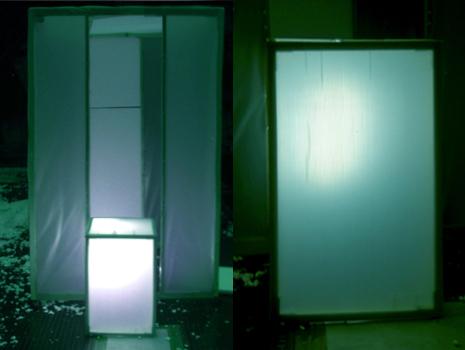 Iluminación interna