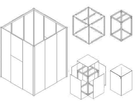 caja tres