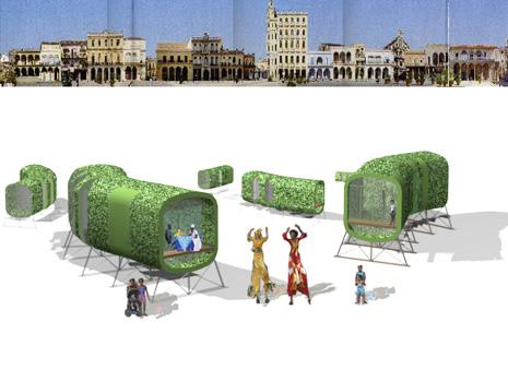 Colonizando el espacio público