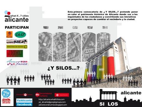 invitación acción y silos