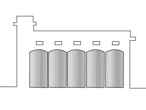 boceto silos